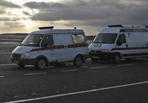 В Севастополе в результате взрыва на судне пострадали два человека