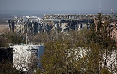Военные Украины и РФ обсудят прекращение огня в аэропорту Донецка