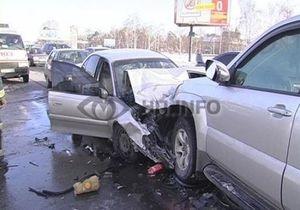 Звезда сериала Леся+Рома попал в аварию