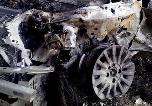 СМИ: Поджигатели автомобилей объединяются в соцсетях