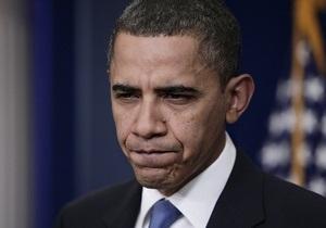 Обама осудил  чудовищные теракты  в Москве