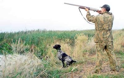 Украина запретила охоту на границе с оккупированным Крымом