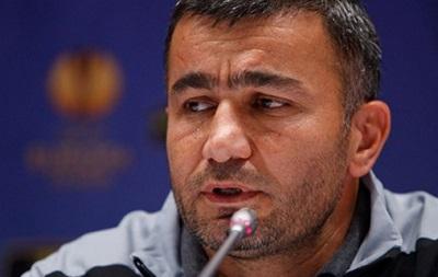 Тренер Карабаха: Постараемся сыграть против Днепра лучше, чем в Киеве