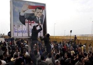 Демонстрации в Египте: В Александрии полиция ушла с улиц