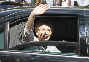Судебное заседание по делу Тимошенко продолжится завтра