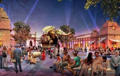 В Дубае откроется крупнейший в мире развлекательный комплекс