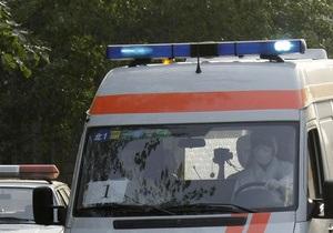 Во Львовской области из сельской больницы угнали автомобиль скорой помощи