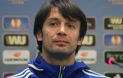 Шовковский: Наша главная задача – выиграть матч