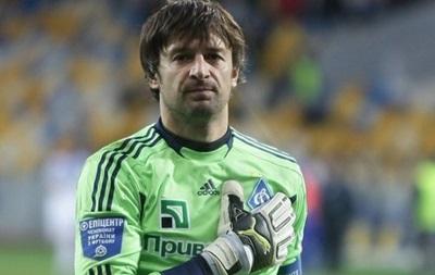 Шовковский получил травму в матче Динамо с Ольборгом