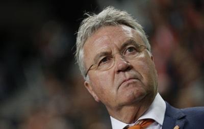 Тренер сборной Голландии готов уйти в отставку в случае поражения от Латвии