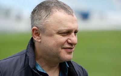 Суркис: Динамо не готово отпускать своих украинских футболистов