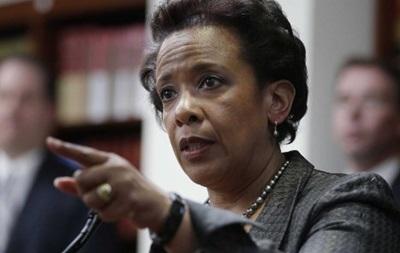Обама выдвинул на пост генпрокурора афроамериканку