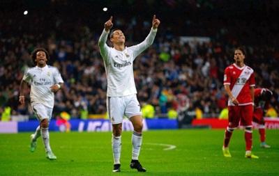 Реал не испытал проблем в матче с Райо Вальекано
