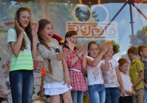 В Ровно прошел Праздник мороженого № 1 от компании «Рудь»