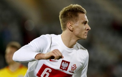 Форвард Динамо получил вызов в сборную Польши
