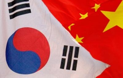 Китай и Южная Корея готовы подписать соглашение о свободной торговле