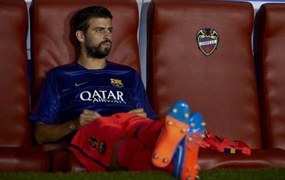 Пике зимой может покинуть Барселону из-за недоверия тренера