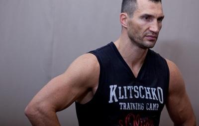 Три минуты с чемпионом: новое видео подготовки Кличко к бою с Пулевым