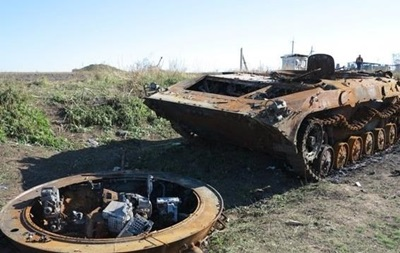 В Донецкой области обнаружены останки еще двух украинских солдат