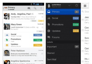 В Сеть просочилось изображение нового интерфейса сортировки писем в Gmail