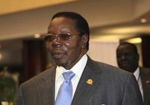 Президент Малави обвинил Запад в заговоре против его правительства