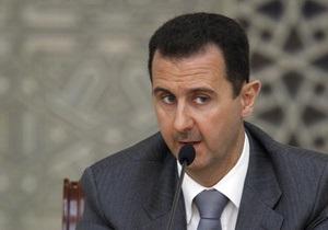 Конфликт в Сирии: Башар Асад собирается обратиться к сирийскому народу