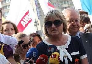 Супруга Луценко обратилась с открытым письмом в адрес Омбудсмена