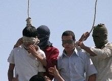 Сегодня утром в Иране повесили 29 человек