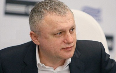 Суркис продал свою чемпионскую медаль ради украинской армии