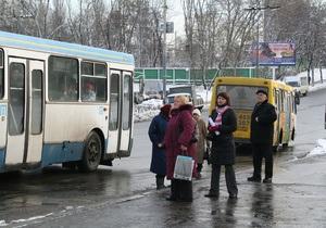 Эксперты назвали семь проблем общественного транспорта, которые раздражают украинцев по дороге на работу