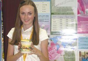 Ученица из Хмельницкого получила бронзу на Олимпиаде гениев в США
