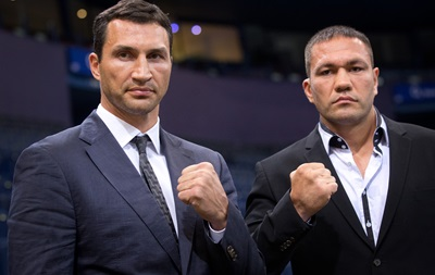 Бой Кличко - Пулев онлайн покажут на Интере
