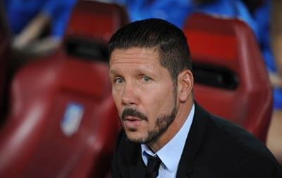 Диего Симеоне может бросить Атлетико и возглавить Манчестер Сити