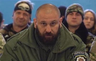 Бойцы батальона Торнадо обвинили мэра Запорожья пособничестве сепаратистам