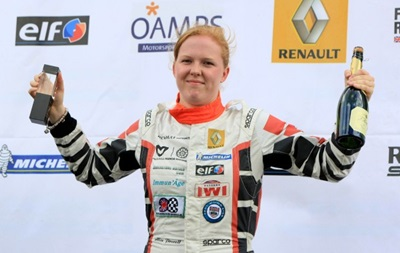 21-летняя девушка может принять участие в практике Гран-при Абу-Даби