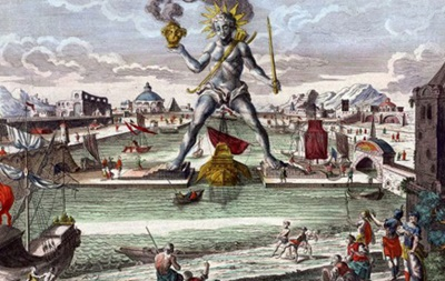 В Греции обсуждают возможность восстановления статуи Колосса Родосского