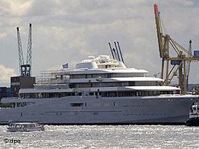Абрамовичу построили самую дорогую яхту в мире