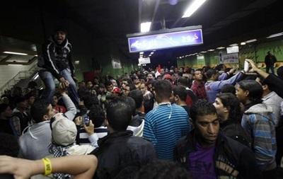 В метро Каира взорвалась бомба, есть пострадавшие