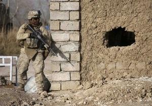 Американские и афганские военные приступили к активным боевым действиям в Кандагаре
