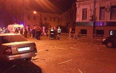 Установлены подозреваемые в организации взрыва в харьковском кафе