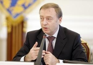 Лавринович заявил, что антикоррупционный закон будет принят несмотря на протесты оппозиции
