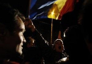 Более 30 человек пострадали в ходе беспорядков в Бухаресте