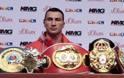 Для Кличко бой с Пулевым будет засчитан как защита всех четырех титулов