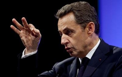 Саркози: Франция должна поставить Мистрали России