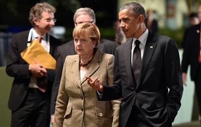 Обама обсудит ситуацию в Украине с лидерами ЕС
