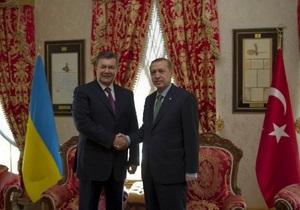 НГ: Турецкий вектор в украинской политике