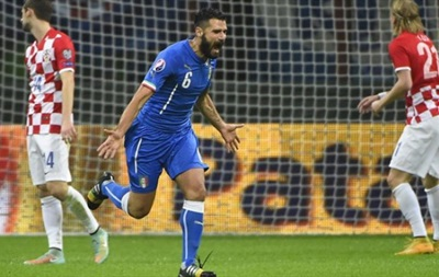 В дыму файеров: Италия и Хорватия победителя не выявили