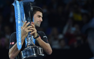 Неожиданный финал: Джокович без боя выиграл Итоговый турнир