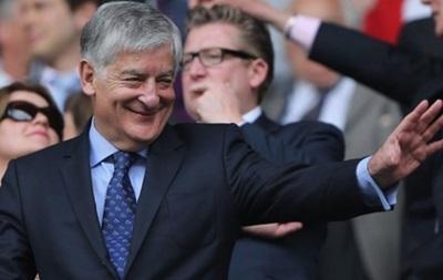 FIFA напоминает мне советский режим - экс-глава Футбольной ассоциации Англии