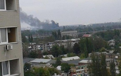 В Донецке и Горловке слышна сильная канонада